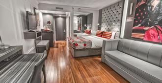 Hôtel Plaza Québec - קוויבק סיטי - חדר שינה