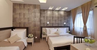Hotel Vozarev - בלגרד - חדר שינה