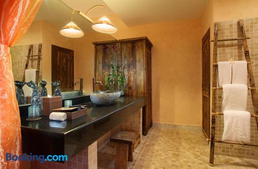 Jungle Retreat by Kupu Kupu Barong - Ubud - Bathroom