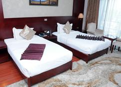 Sidra International Hotel - Addis Ababa - Bedroom
