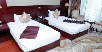 Sidra International Hotel - Addis Abeba - Chambre