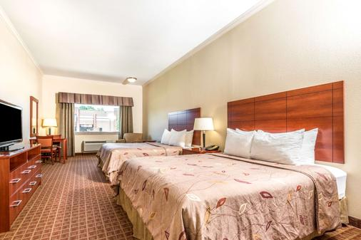 Ramada by Wyndham College Station - College Station - Bedroom