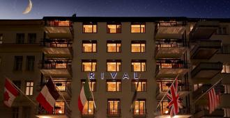 Hotel Rival - Stockholm - Building