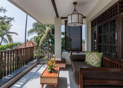 Ramayana Candidasa - Manggis - Balcony