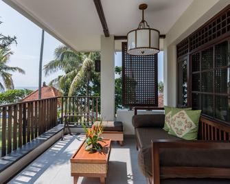 拉瑪卡迪達薩度假酒店 - 曼格斯 - 曼格斯 - 陽台
