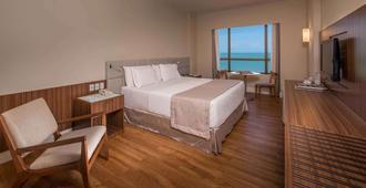 格蘭馬奎斯酒店 - 福塔力沙 - 福塔萊薩 - 臥室