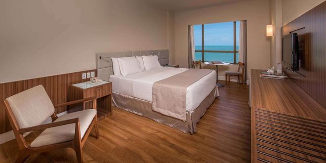 Hotel Gran Marquise - Fortaleza - Bedroom