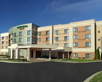 Courtyard by Marriott Clarksville - Clarksville - Building