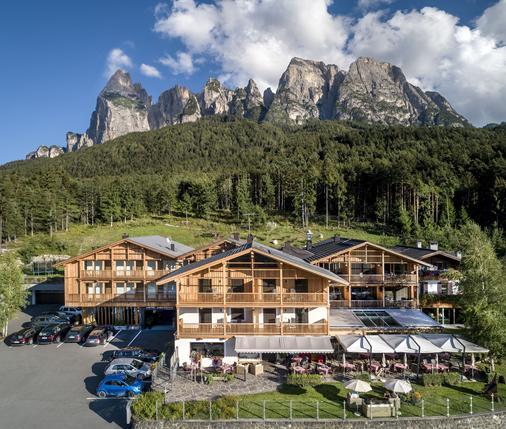 Hotel Vigilerhof - Siusi allo Sciliar - Edificio
