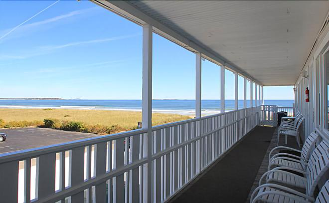 Old Colonial Motel - Old Orchard Beach - Parveke