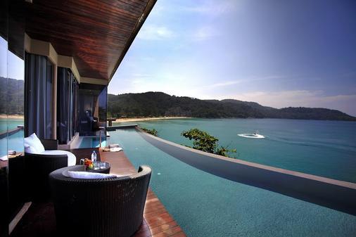 Impiana Private Villas Kata Noi - Karon - Balkon