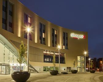 Sleeperz Hotel Dundee - Dundee - Gebouw