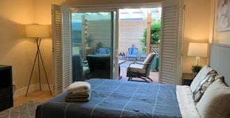Room next to Santana Row - San Jose - Schlafzimmer