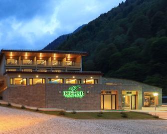 Kackar Resort Hotel - Ayder - Gebäude