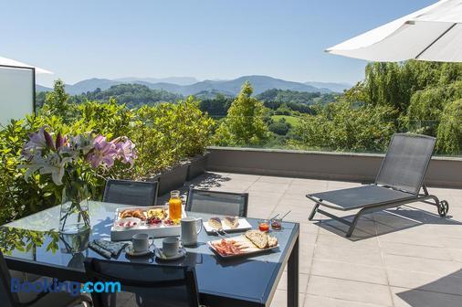 Irenaz Resort Hotel Apartamentos - San Sebastian - Balcony