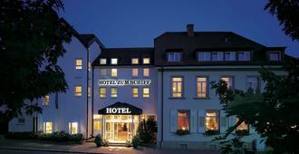 Hotel Zum Schiff - פרייבורג אים ברייסגאו - בניין