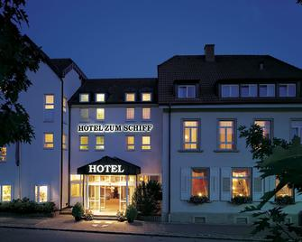 Hotel Zum Schiff - Friburgo de Brisgovia - Edificio