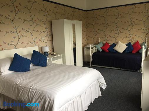 The Moorland Hotel - Plymouth - Bedroom