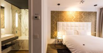 Hotel Rubens - Grote Markt - אנטוורפן - חדר שינה