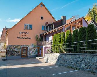 Wellnesshotel Und Restaurant Hexenschopf - Löffingen - Building