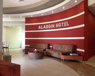 Aladdin Hotel - Ramallah - Lobby