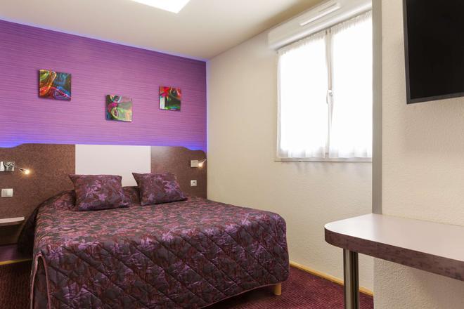 The Originals City, Archotel, Sens (Inter-Hotel) - Sens - Bedroom