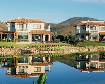 El Cielo Winery & Resort - Guadalupe - Gebäude