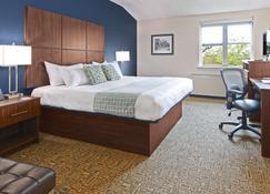 Kellogg Conference Hotel at Gallaudet University - Washington - Bedroom