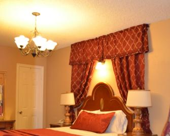 Travel Inn And Suites - Victorville - Bedroom