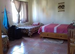 El Rosario - Tlayacapan - Bedroom