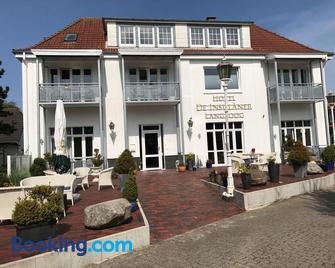 Hotel De Insulåner - Langeoog - Gebäude