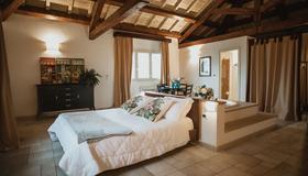 Masseria Baroni Nuovi - Brindisi - Schlafzimmer
