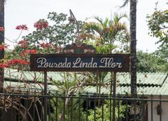 Pousada Linda Flor - Alto Paraíso de Goiás - Extérieur
