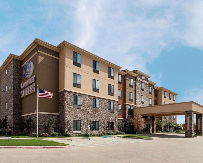 Comfort Suites Greenville - Greenville - Bâtiment