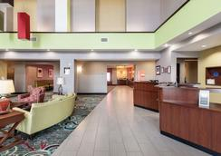 Comfort Suites Greenville - Greenville - Lobby