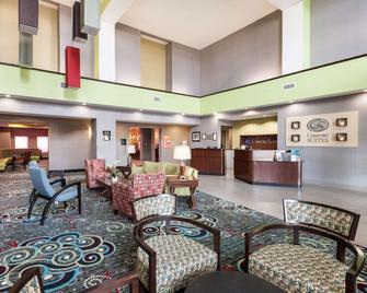 Comfort Suites Greenville - Greenville - Рецепція