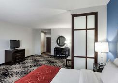 Comfort Suites Greenville - Greenville - Bedroom