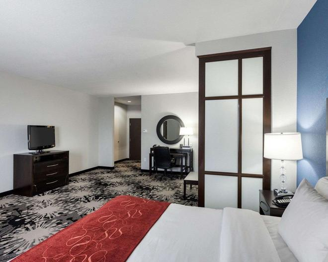 Comfort Suites Greenville - Greenville - Chambre