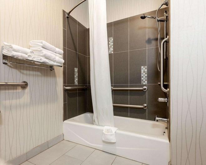 Comfort Suites Greenville - Greenville - Salle de bain
