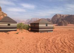Oasis Bedouin Camp - Wadi Rum - Outdoors view