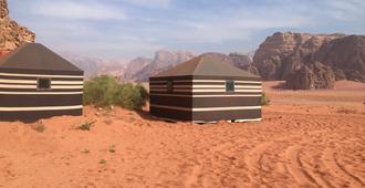 Bedouin Host Camp - Valle de la Luna - Vista del exterior
