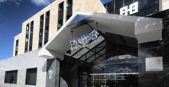 Zenit Hall88 Studios - Σαλαμάνκα - Κτίριο