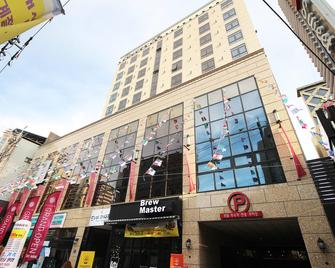 February Hotel Dongseongro - Daegu - Building