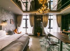 February Hotel Dongseongro - Daegu - Slaapkamer