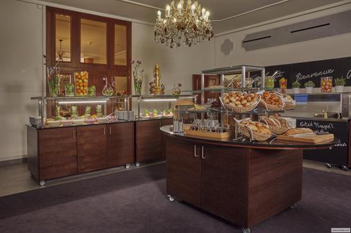 Hotel la Palma au Lac - Locarno - Buffet