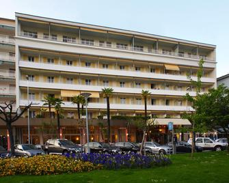 Hotel la Palma au Lac - Локарно - Building