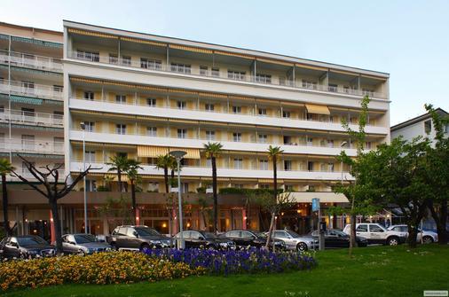 Hotel la Palma au Lac - Locarno - Building