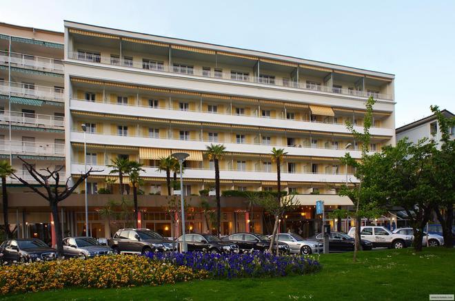 Hotel la Palma au Lac - Locarno - Rakennus