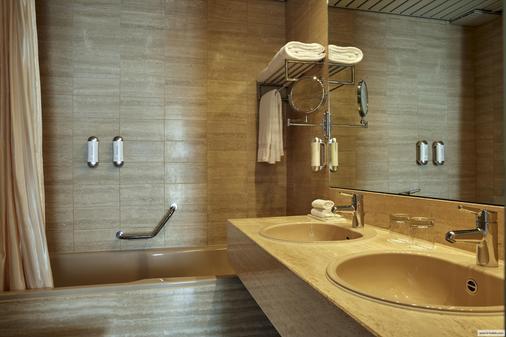 Hotel la Palma au Lac - Locarno - Bathroom