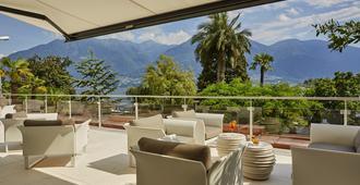 Hotel la Palma au Lac - Locarno - Varanda